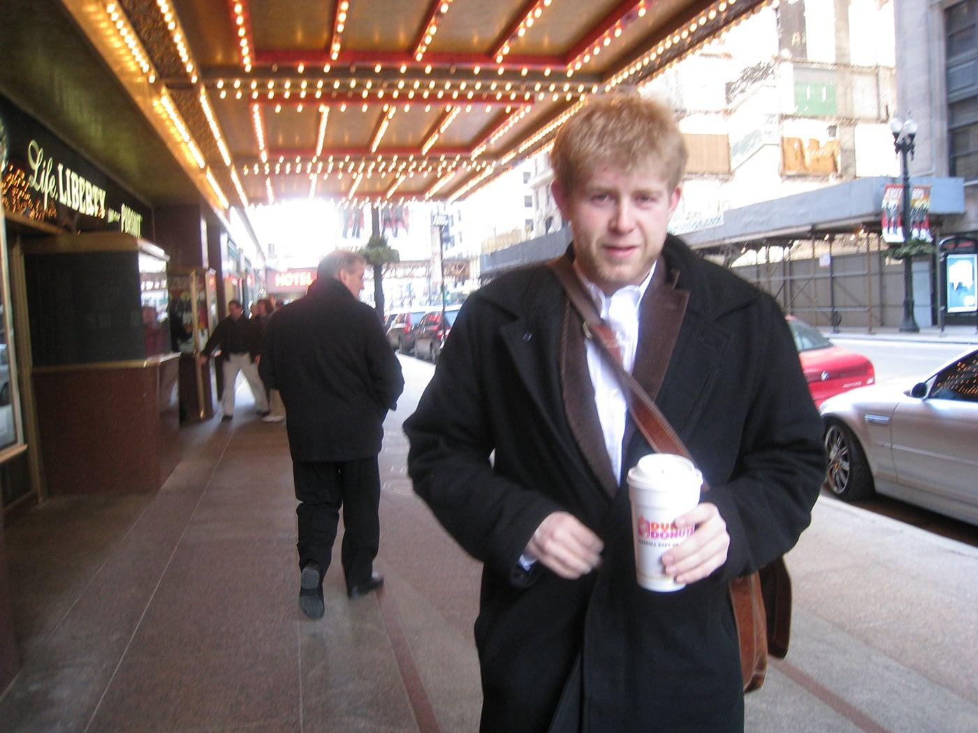 Broadway in Chicago - Jesus Christ Superstar Tour