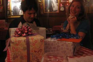 Jen and Glen's Wedding Shower at Buca Di Beppo