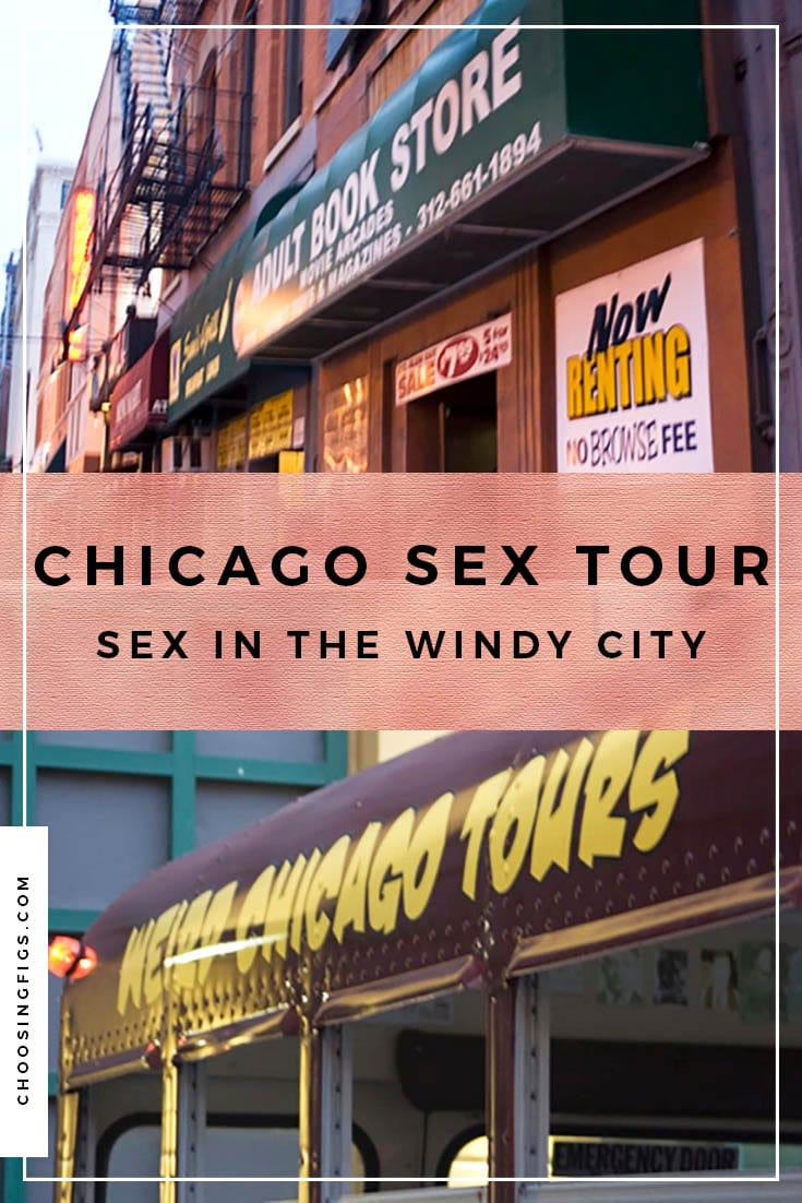 Chicago Sex Tour: Sex in the Windy City. Taking the Sex in the Windy City Red Light District Chicago Sex Tour with Weird Chicago.