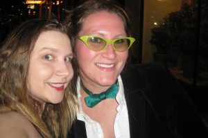 Stay sane inside insanity. (Rocky Horror Picture Show at Music Box Theatre)