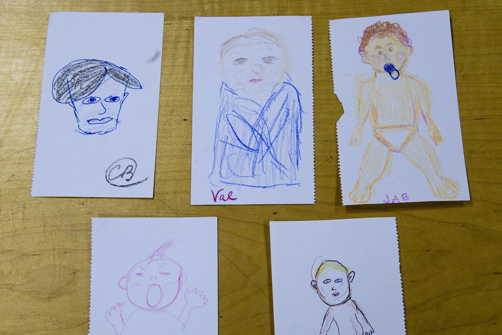 Baby Drawing Contest