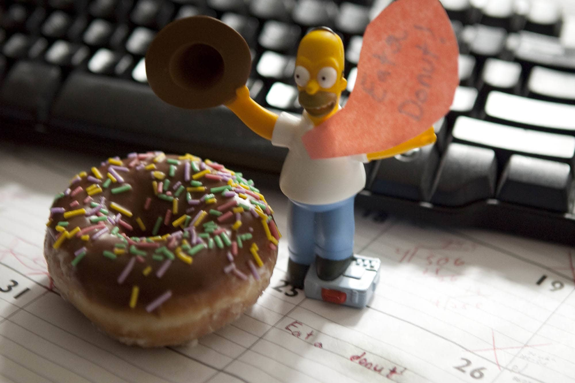 Eat a donut day