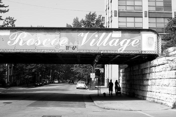 The Oppression of Roscoe Village.