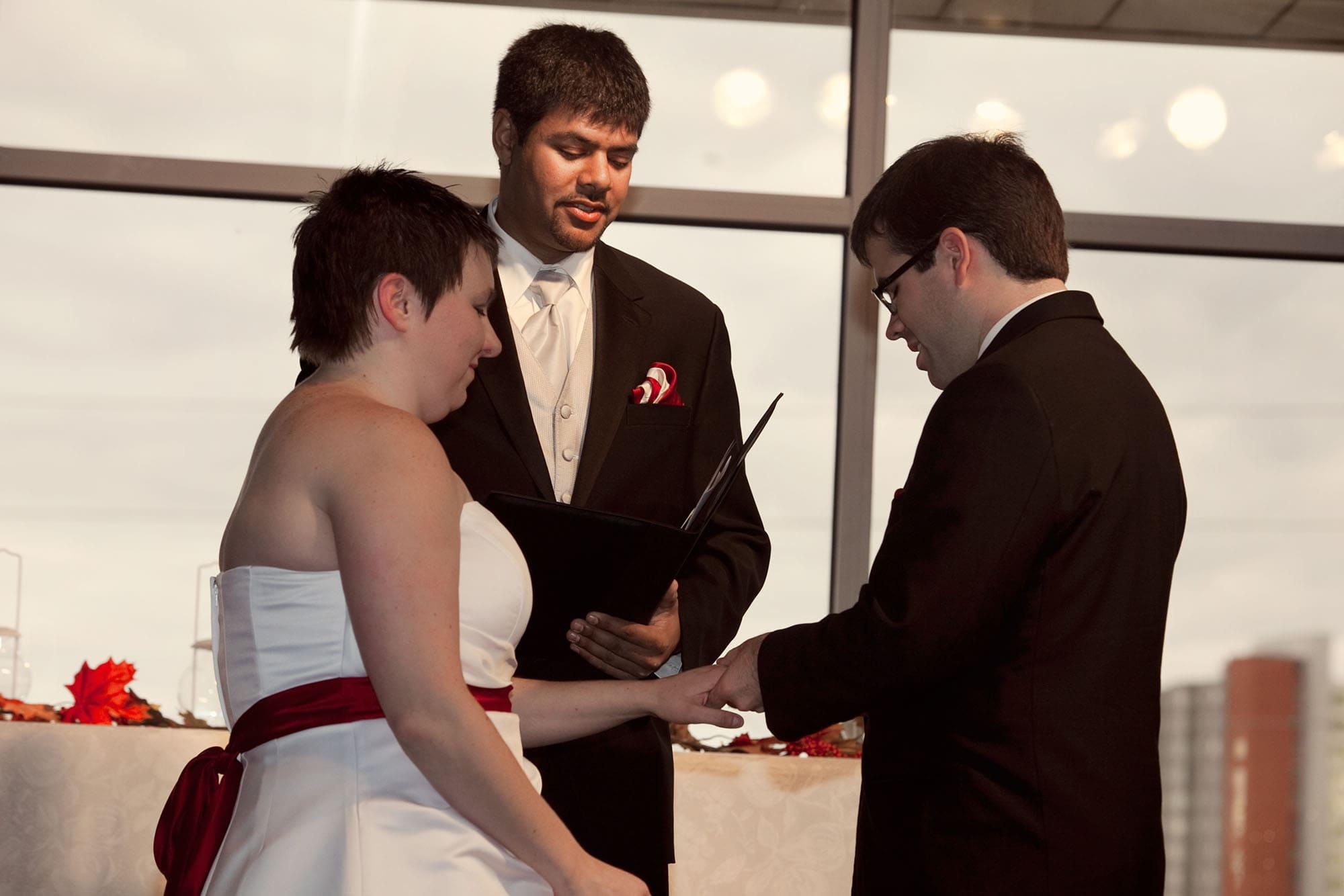 Jen and Andrew's Wedding