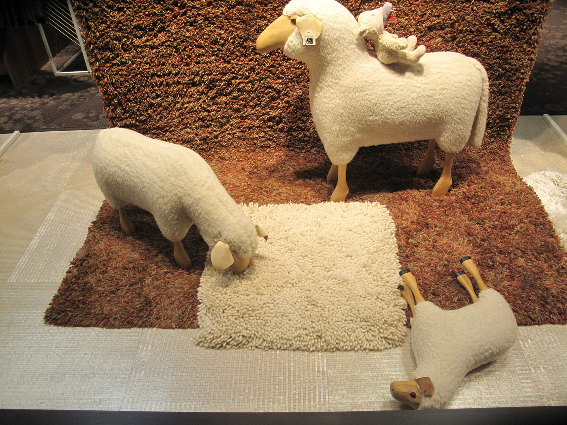 Weird Sheep Display