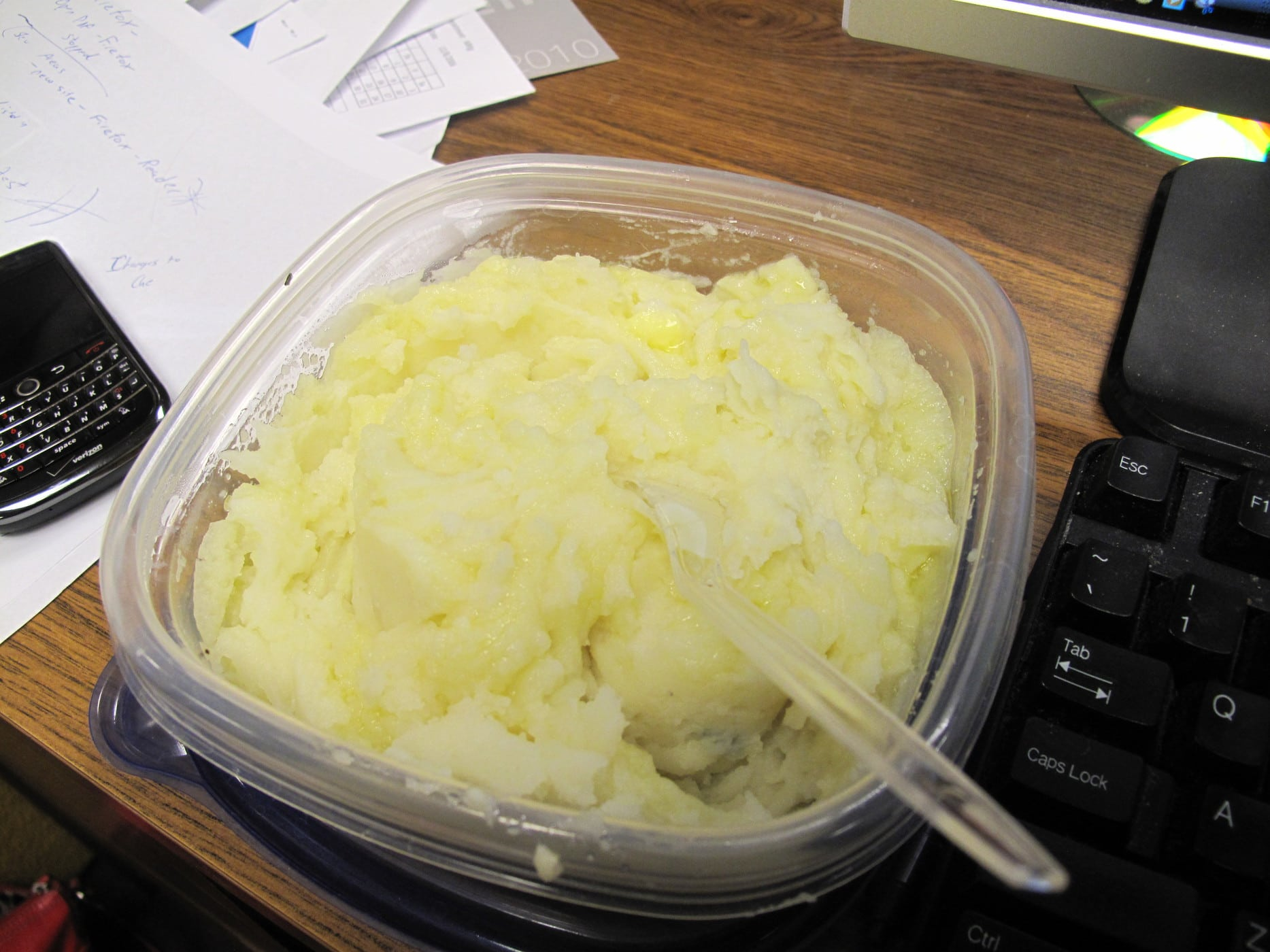 Wisdom Tooth Diet - Mashed Potatoes