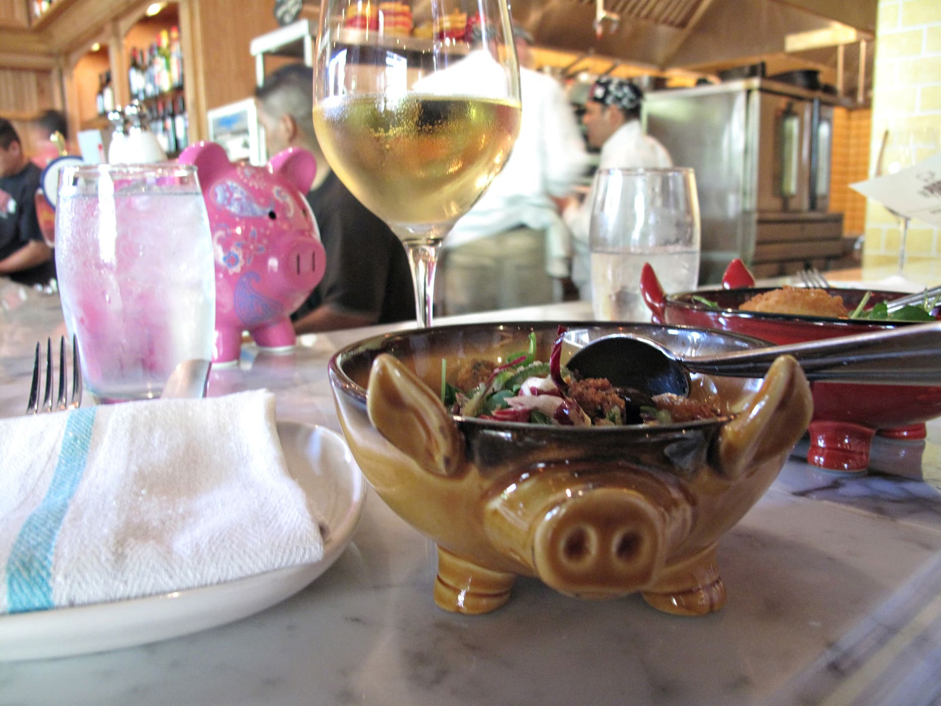 The Purple Pig in Chicago, Illinois