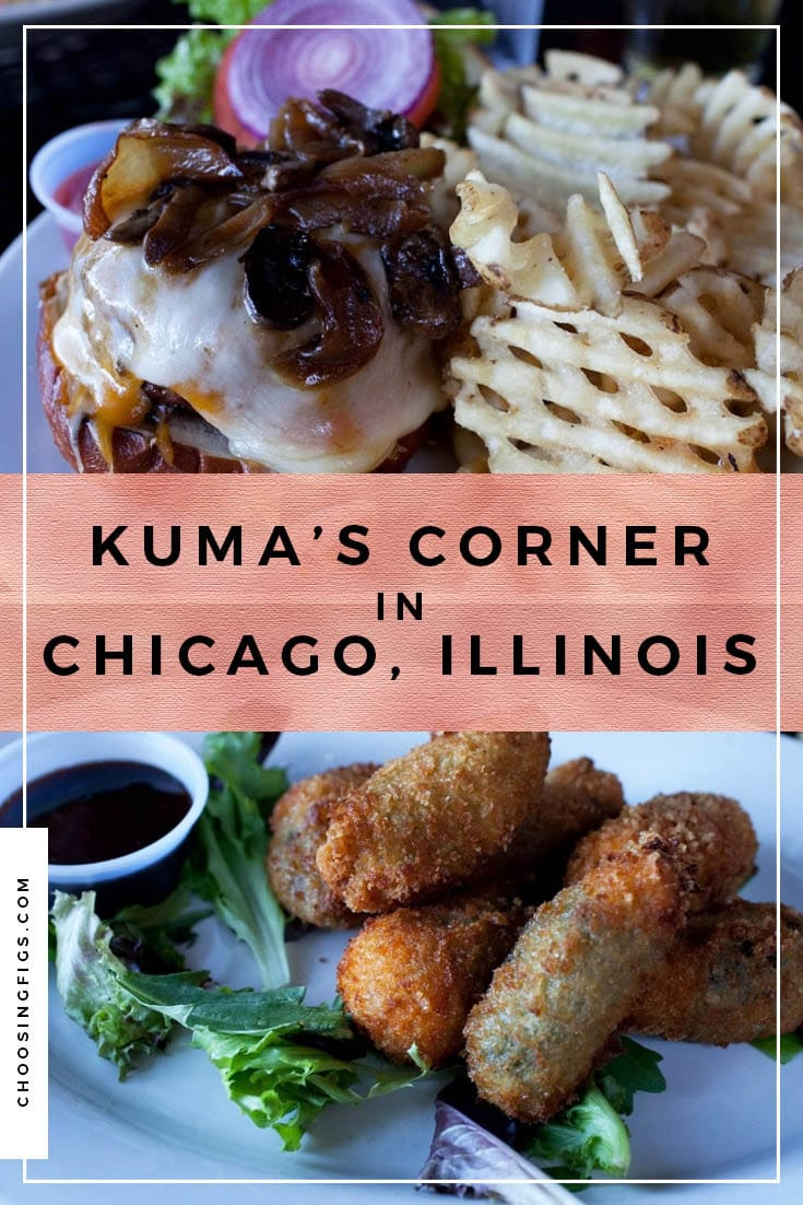 Kuma's Corner in Chicago, Illinois
