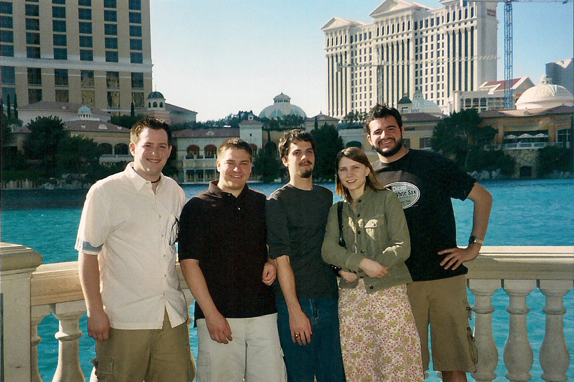 Las Vegas 2004