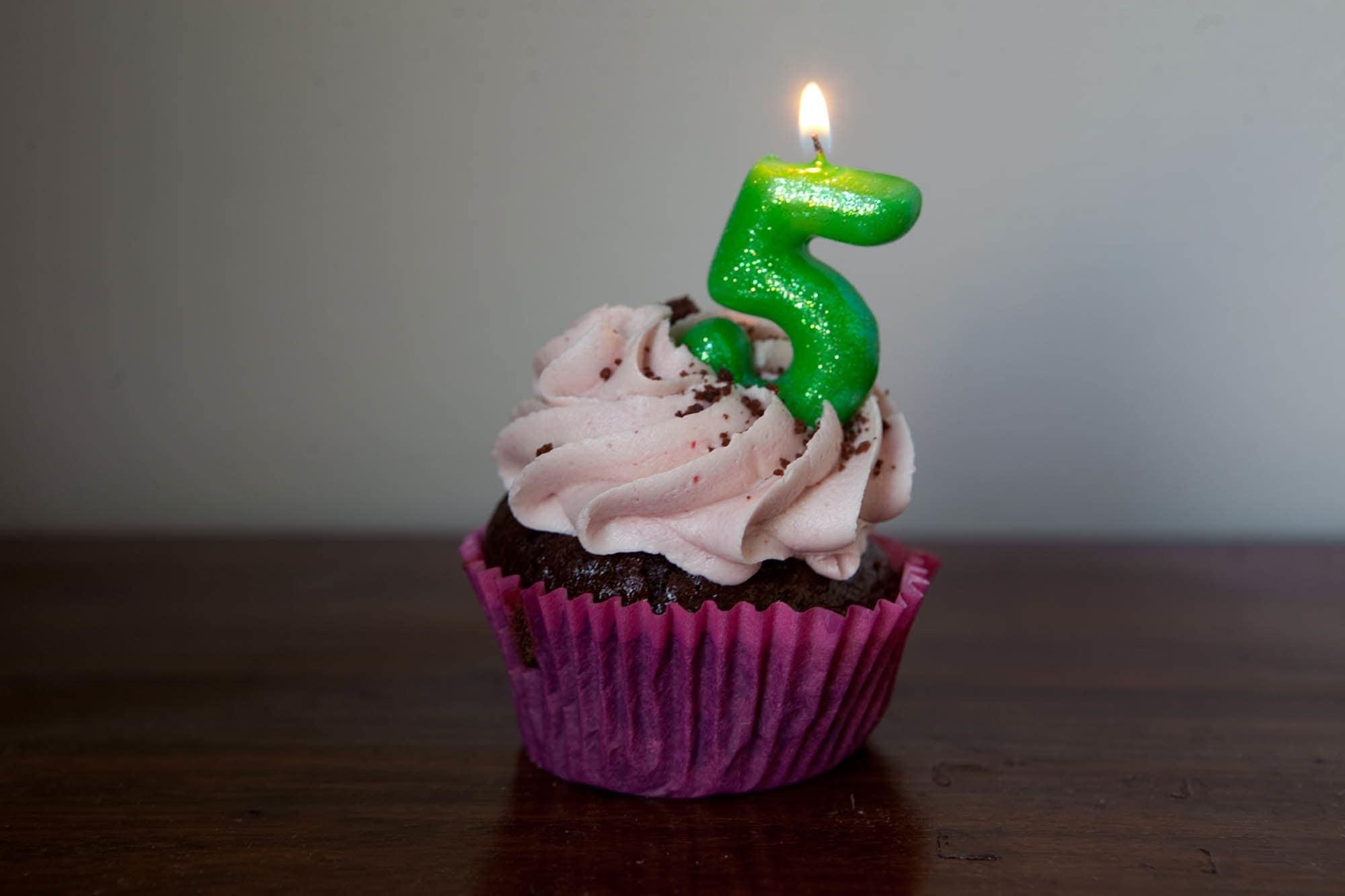 Happy Birthday Blog! Five years of blogging.