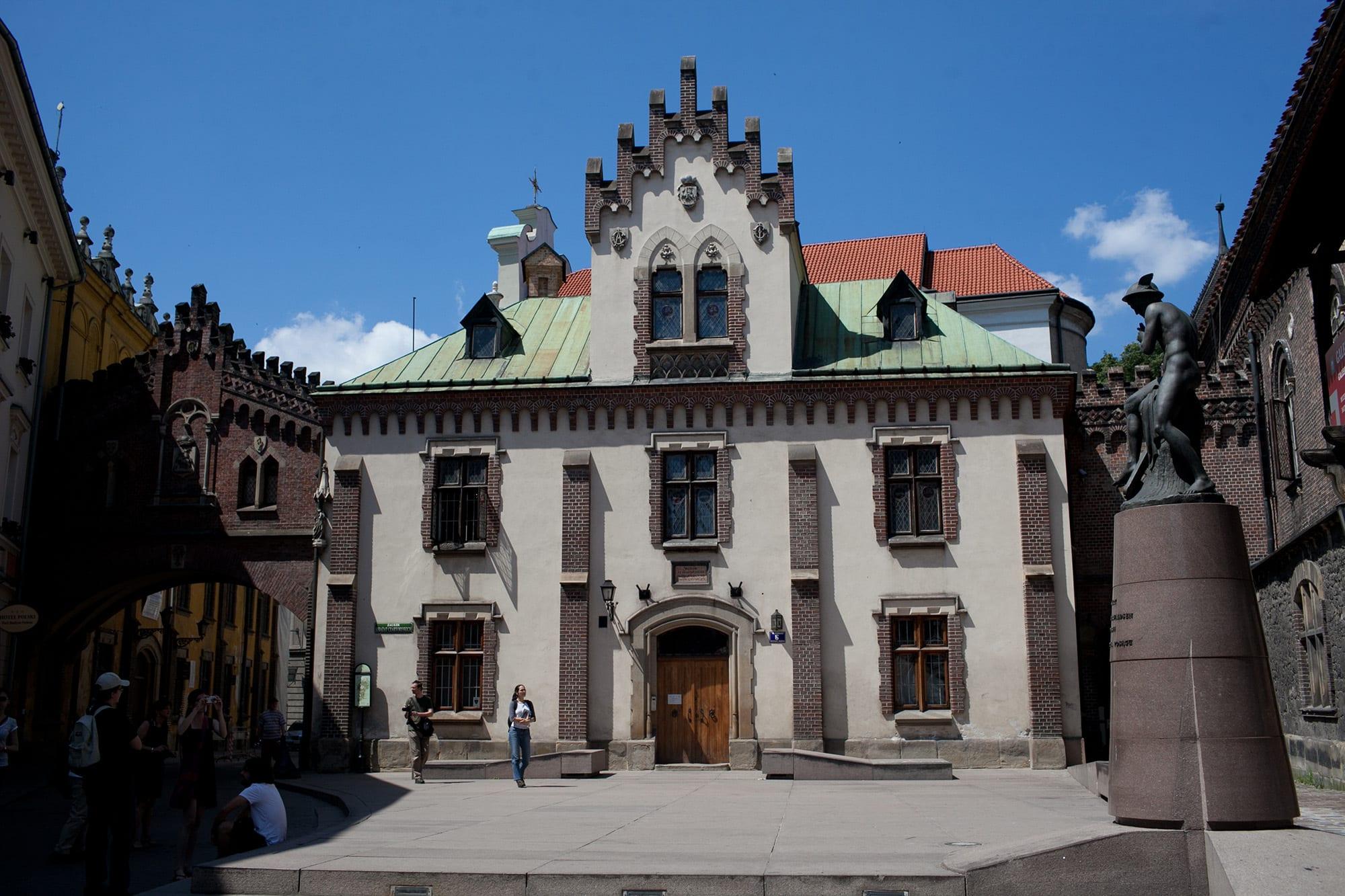 Krakow: Day 2