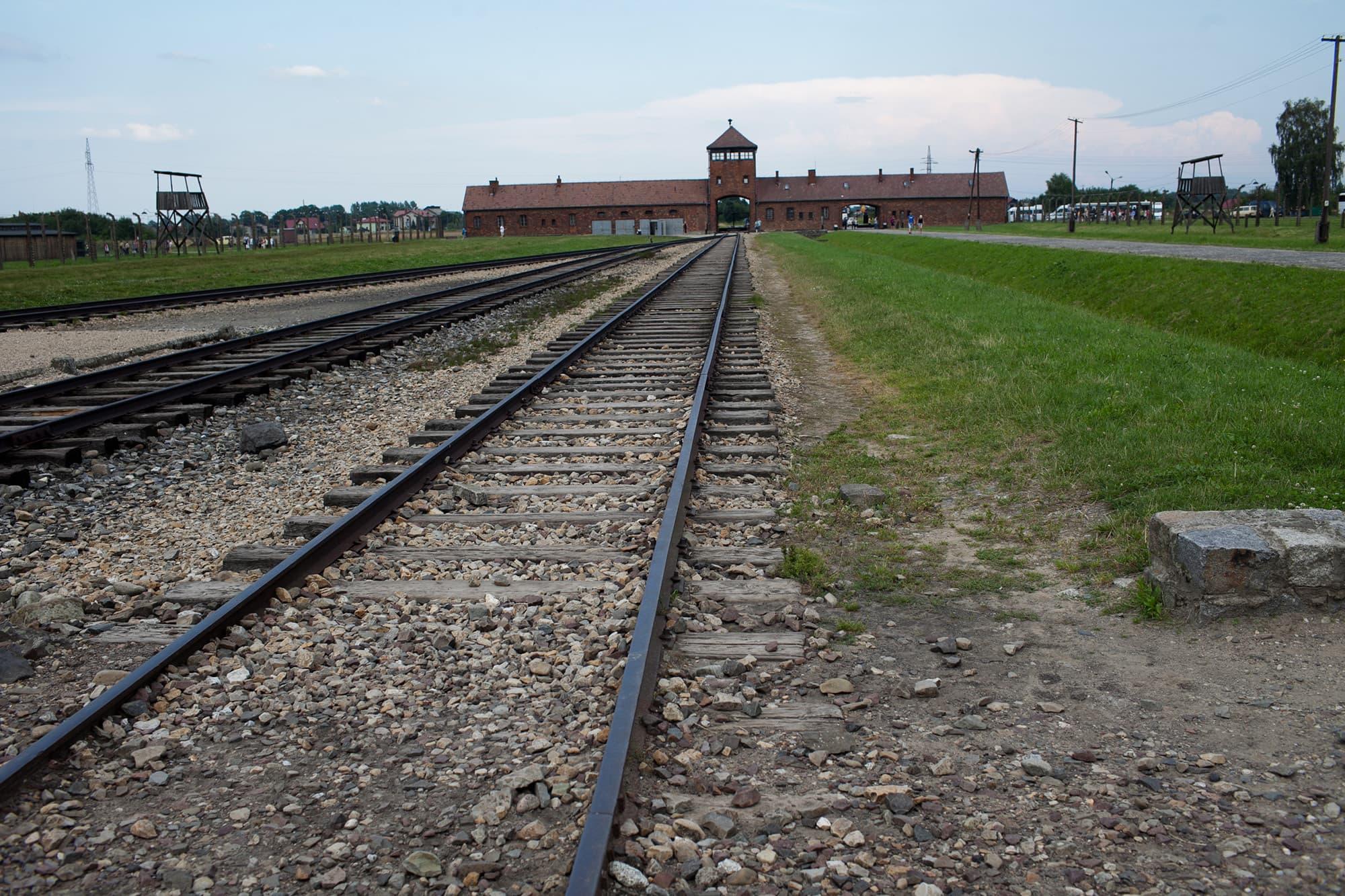 Auschwitz-Birkenau Memorial and State Museum.