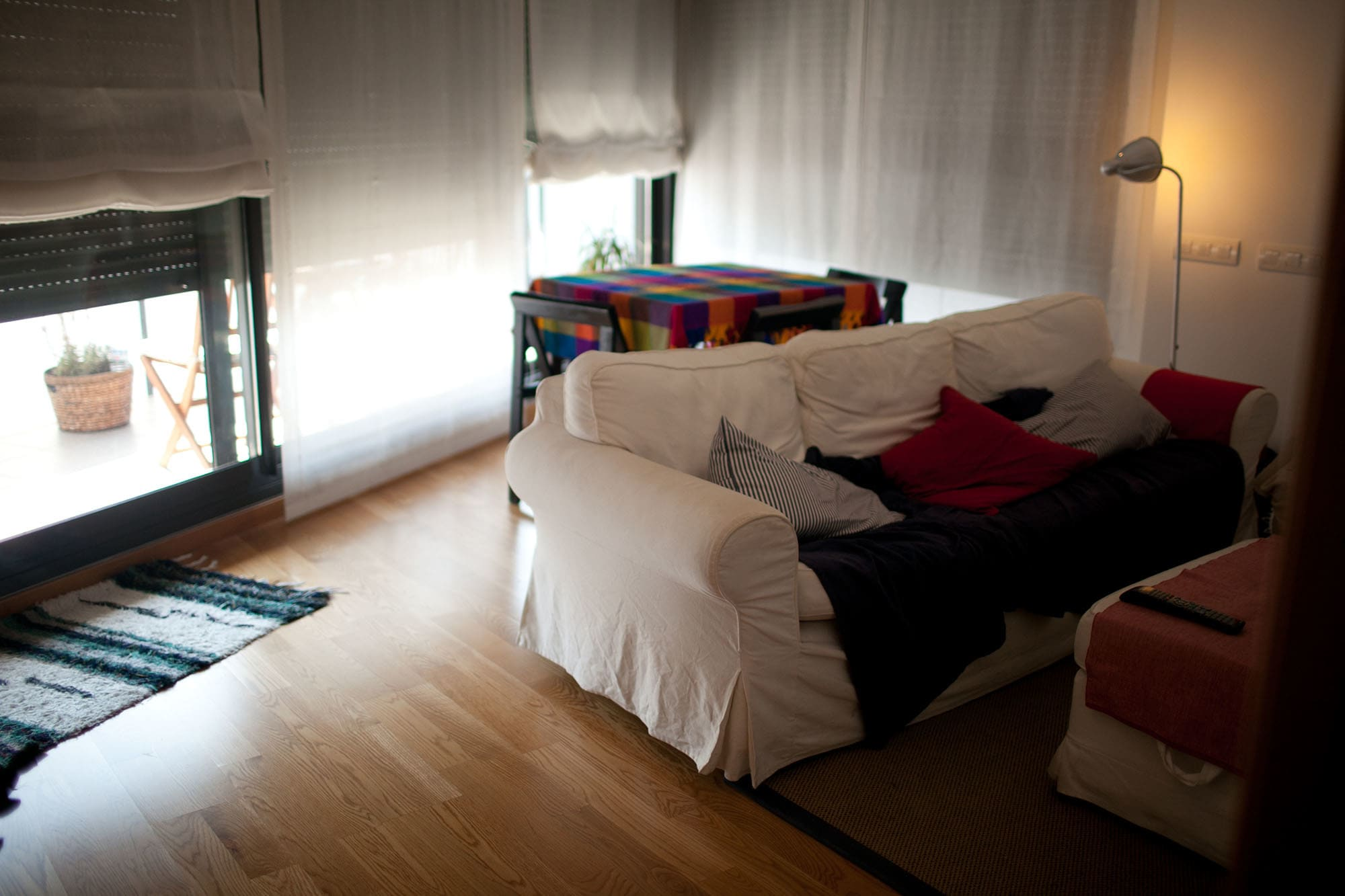 Renting an apartment in Barcelona, Spain