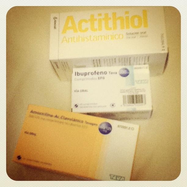 Spanish Medication