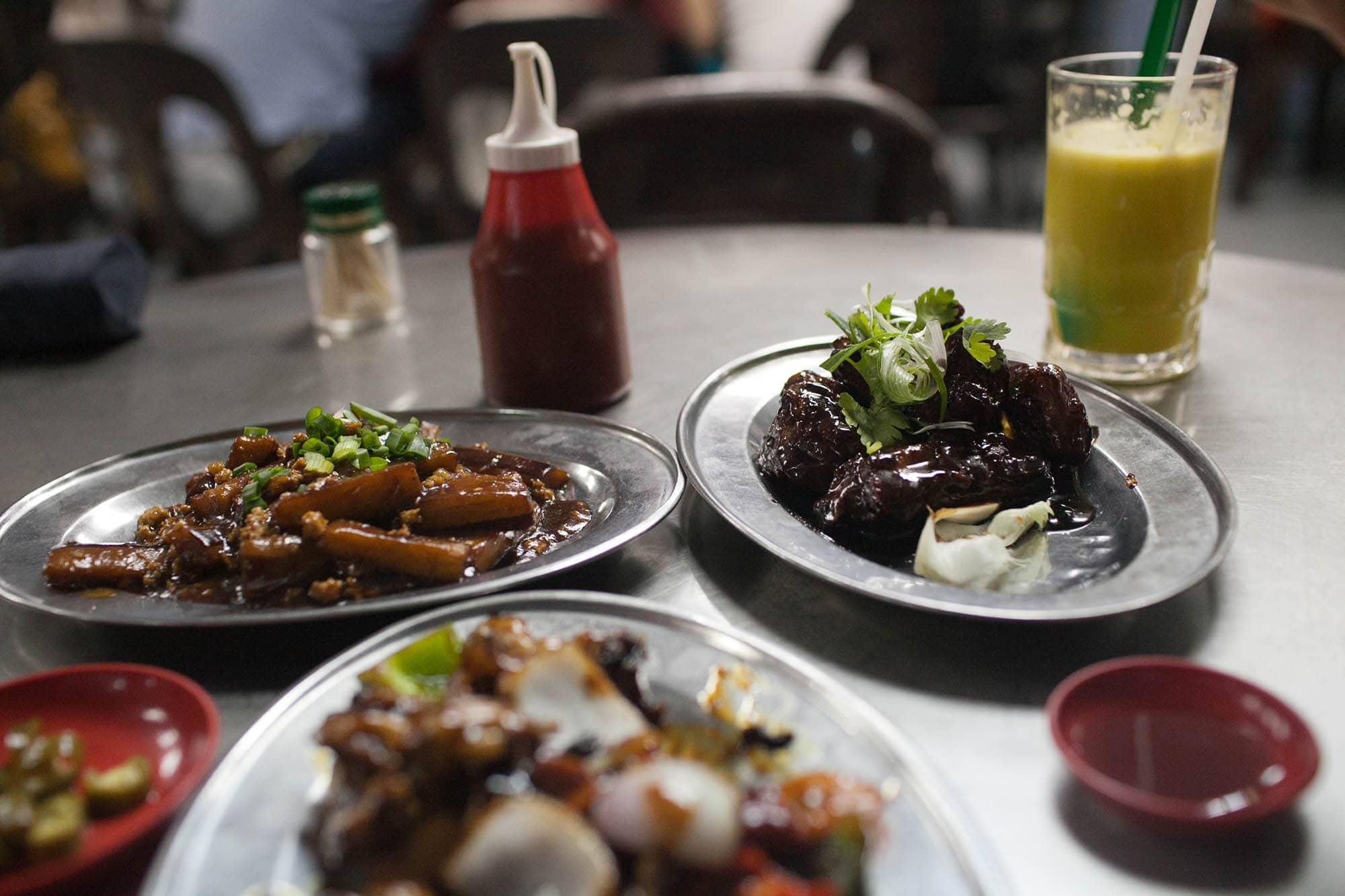What I ate in Kuala Lumpur, Malaysia