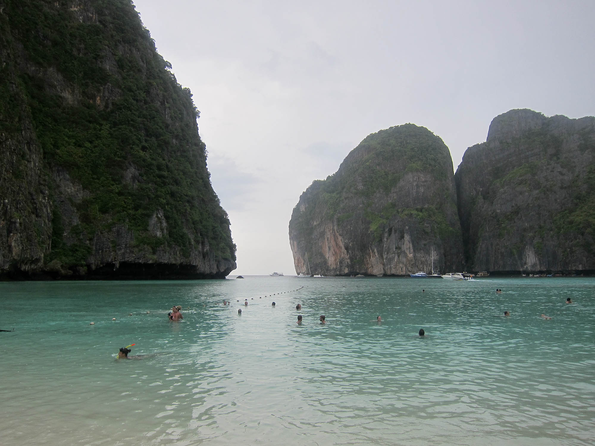 The Beach - Phi Phi Island Booze Cruise