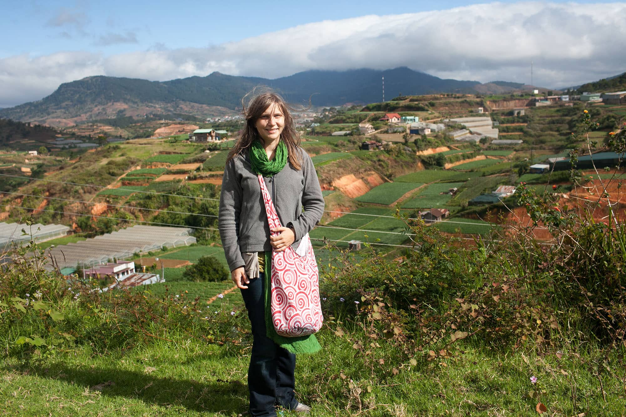 Countryside tour of Dalat, Vietnam