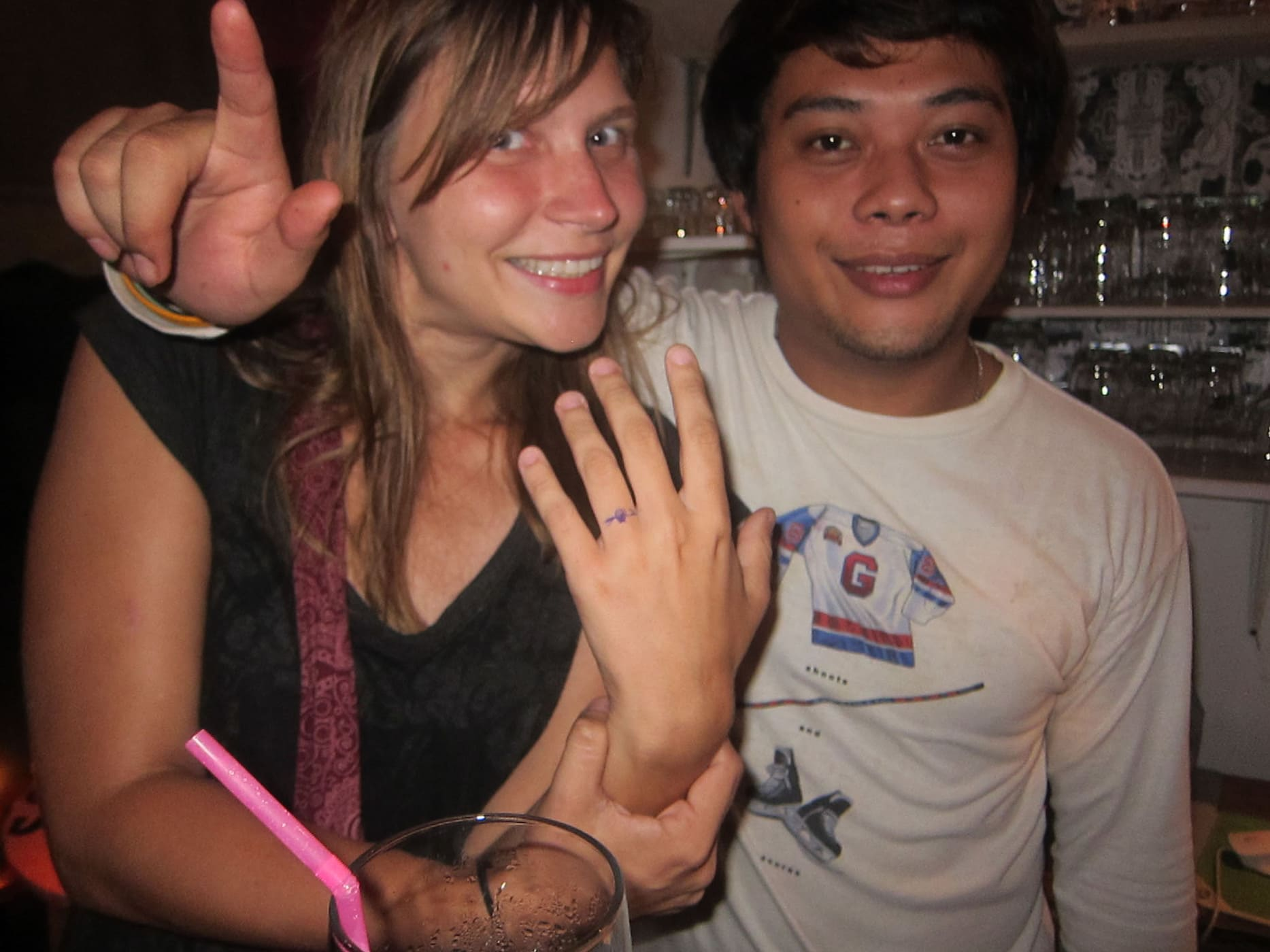 Getting Engaged in Pai, Thailand