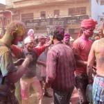 Holi Color Festival in India