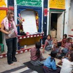 Volunteering at Sambhali Trust, Setrawa