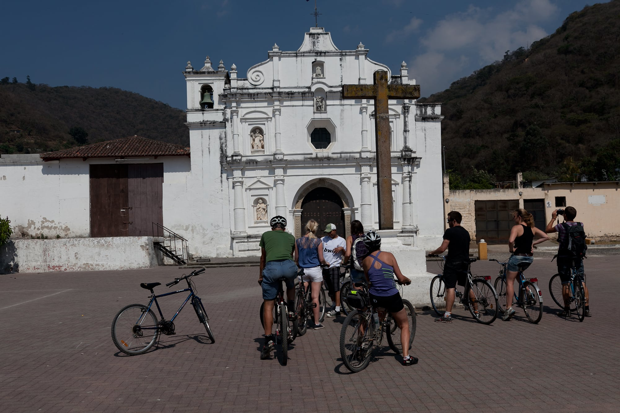 Bicycle Tour in Antigua, Guatemala