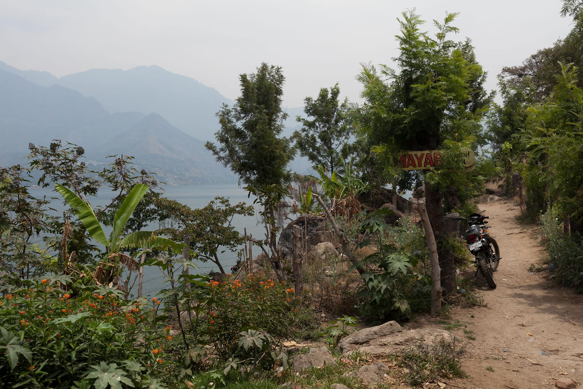 Lake Atitlán: San Pedro La Laguna, Guatemala