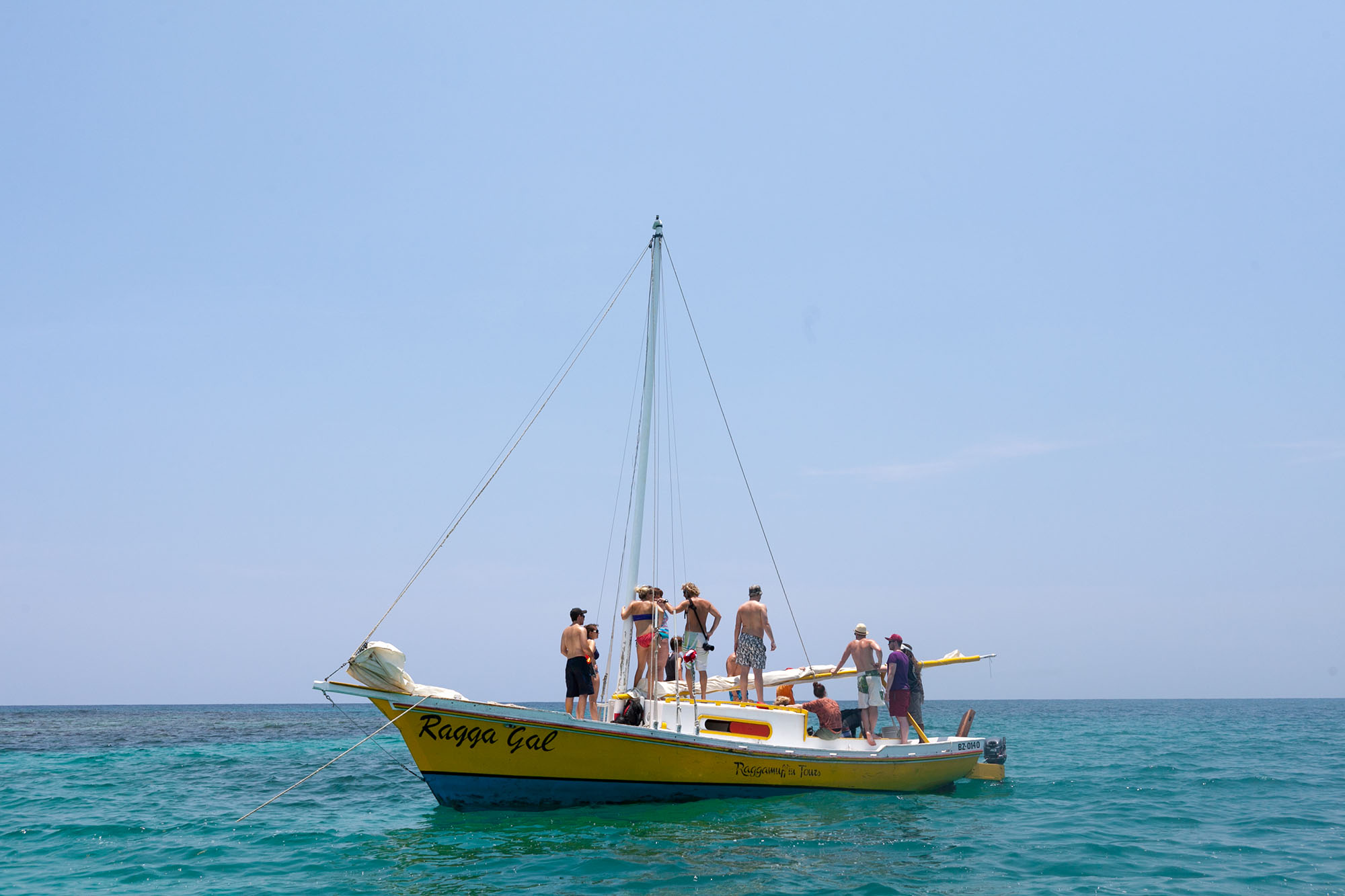 Snorkeling Tour in Caye Caulker, Belize