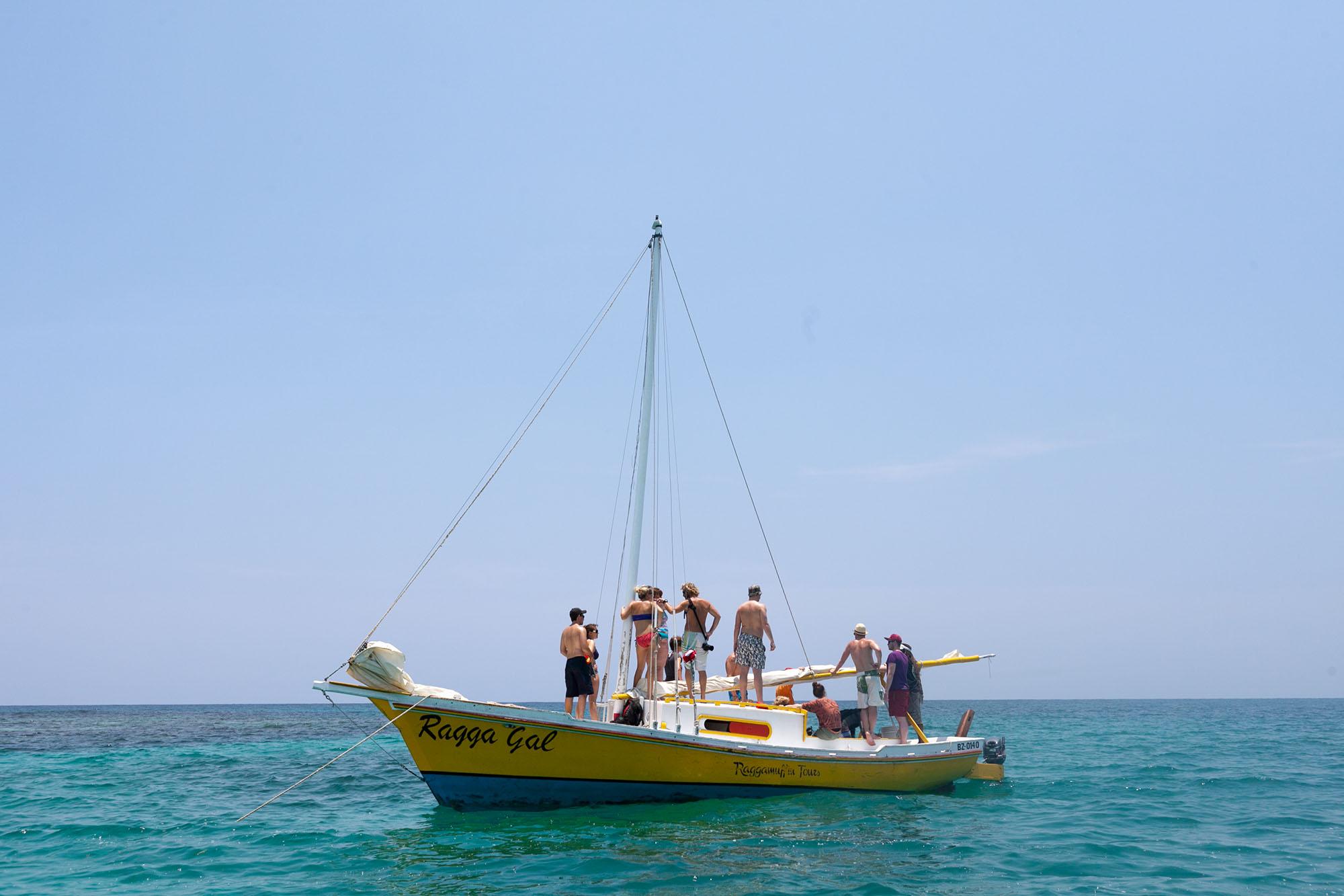 Snorkeling Tour in Caye Caulker, Belize