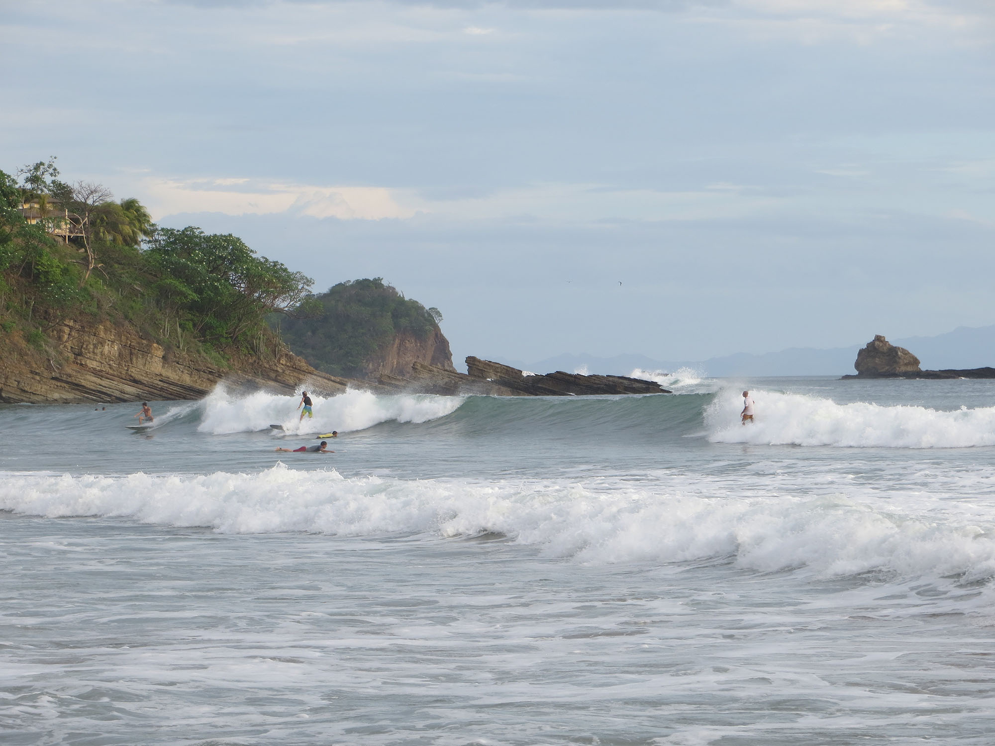 Playa Maderas, Nicaragua