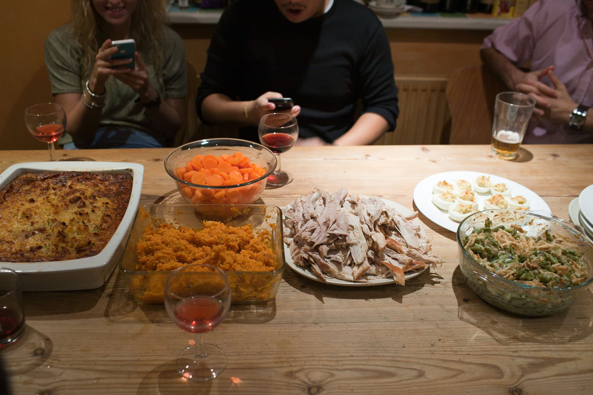 Thanksgiving in London