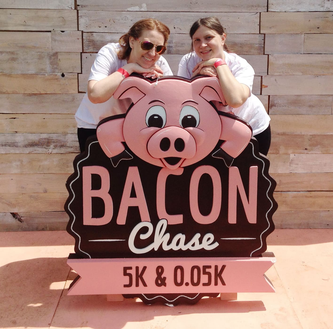 Life List: Run a 5K - Bacon Chase 5K