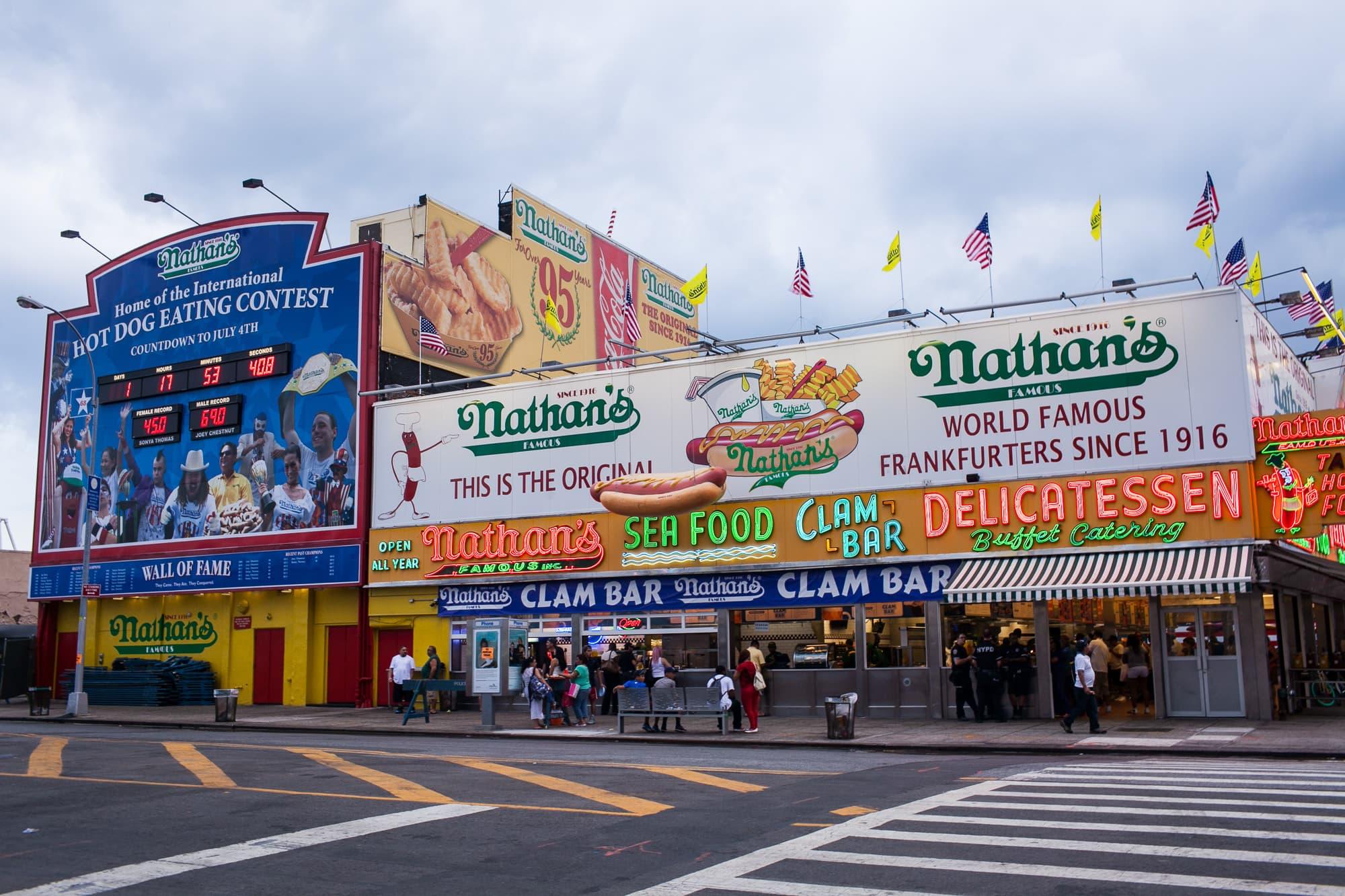 Coney Island, New York