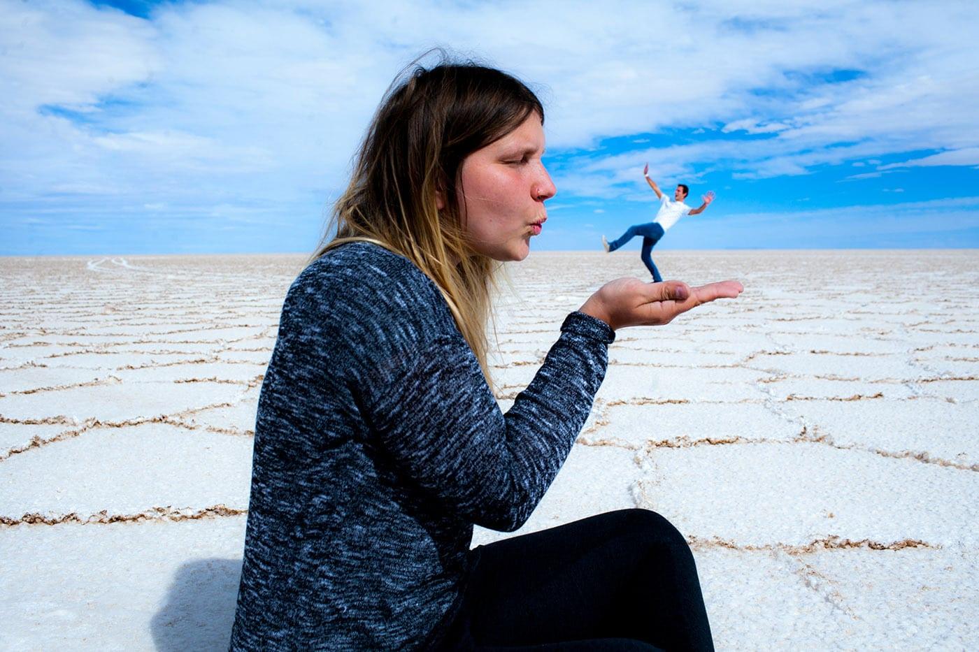 Salar de Uyuni, Bolivia - Salt Flat Tour