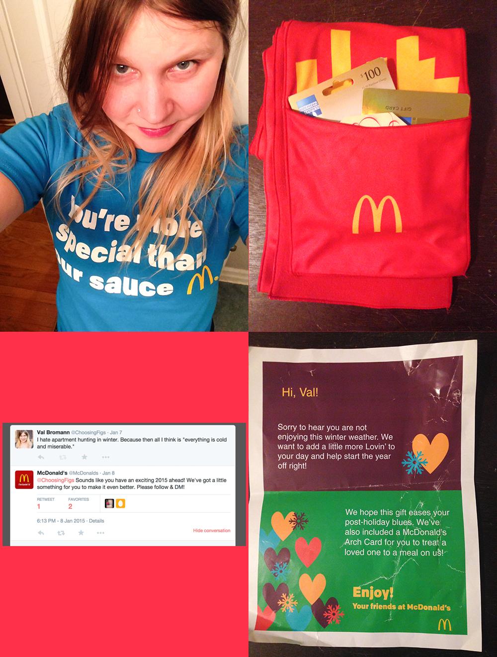 McDonalds Swag