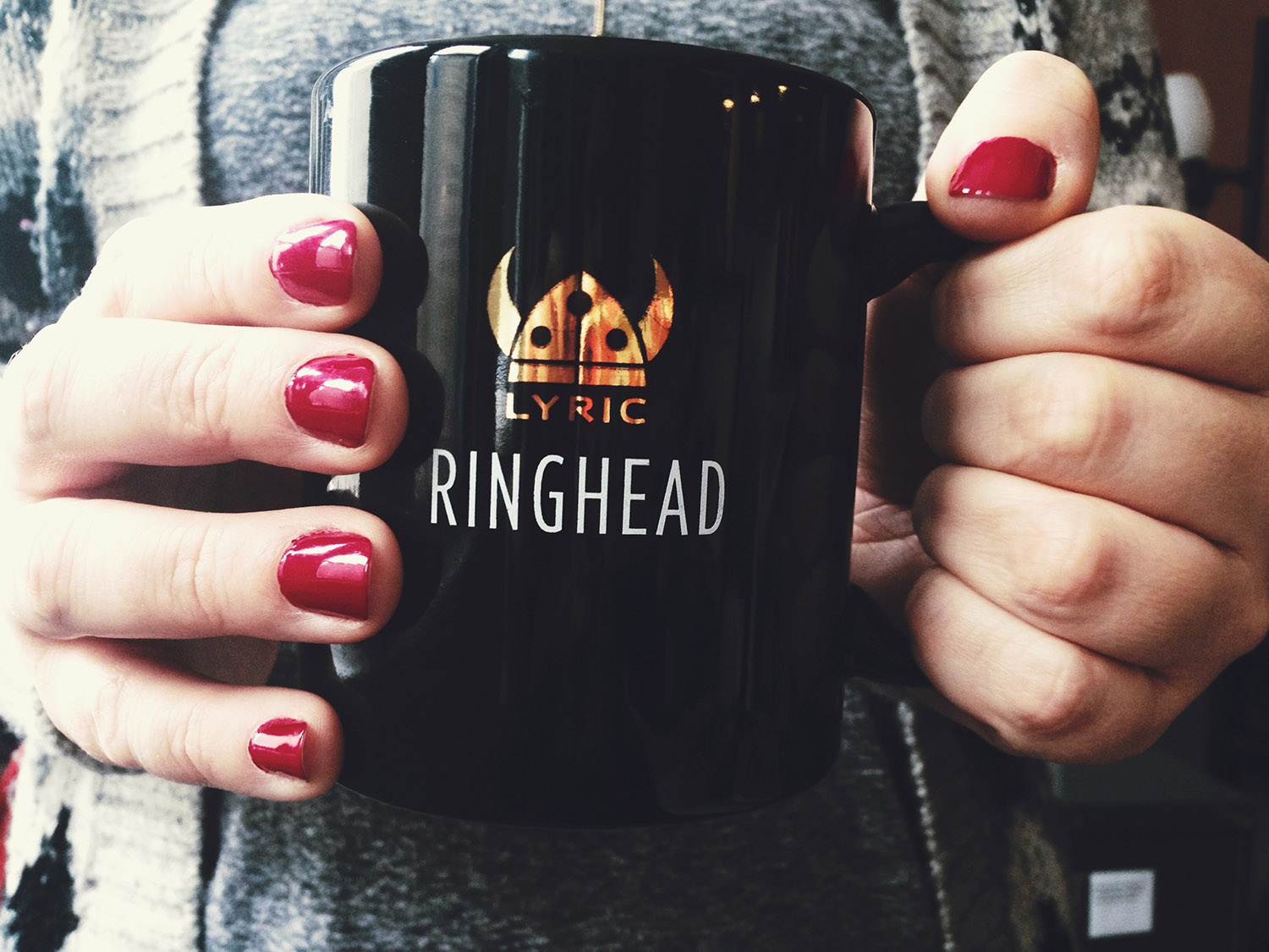 Nails and Coffee - New Years Resolutions