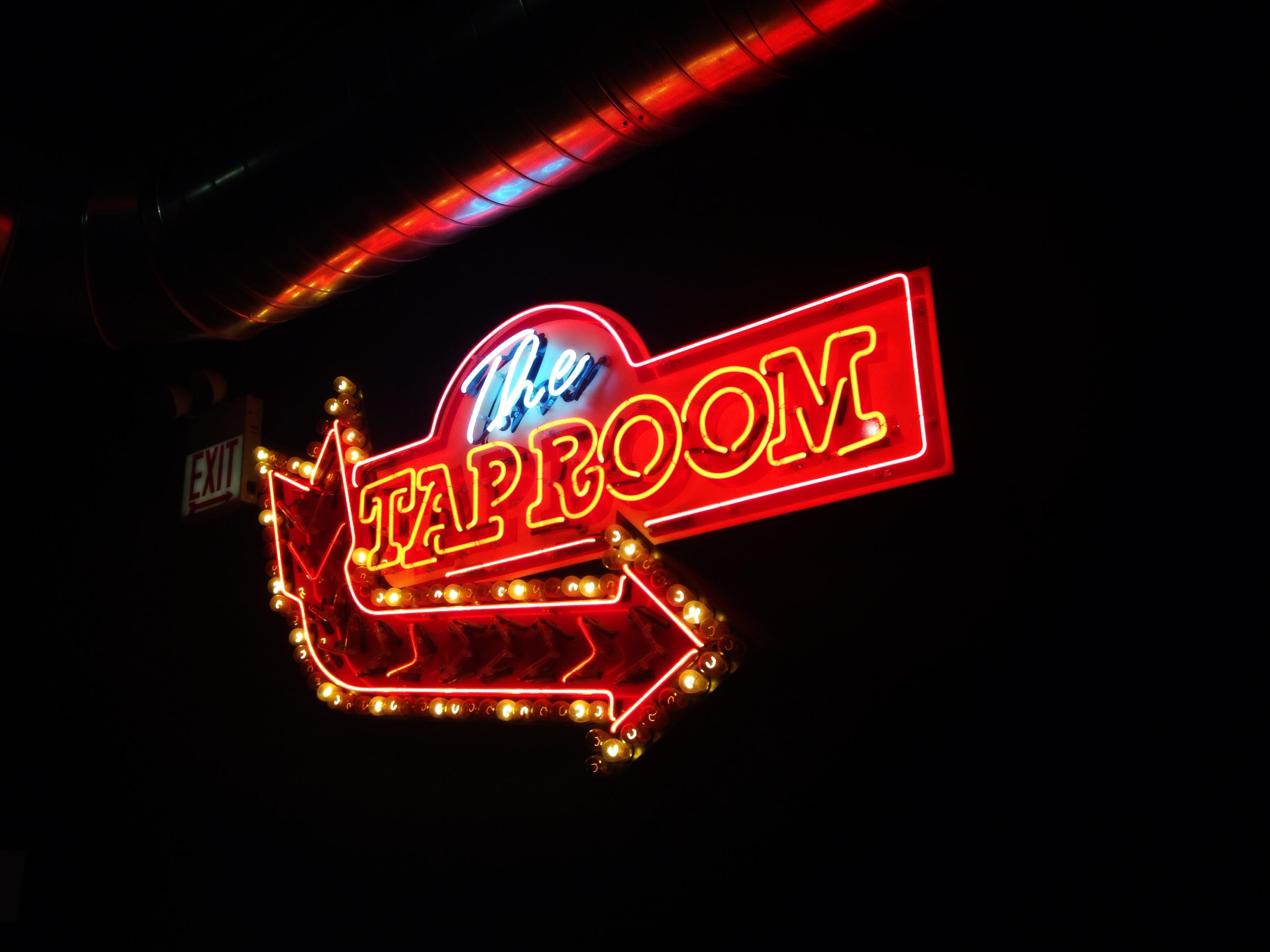 Lagunitas Tap Room for Beers and Baritones