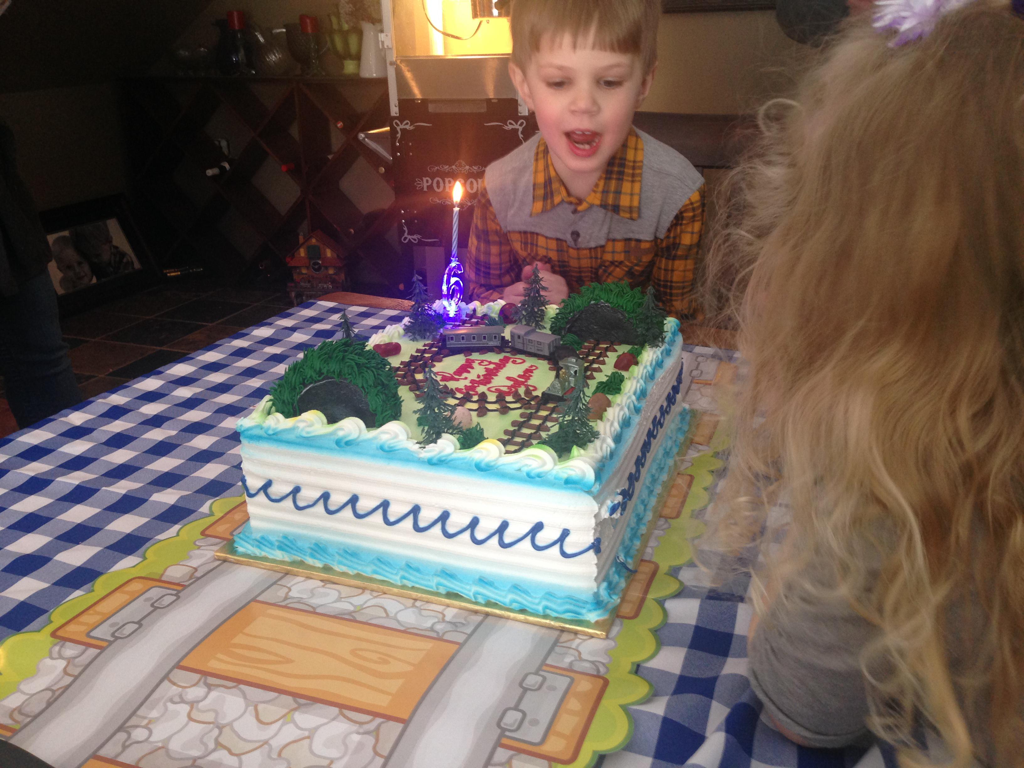 Dylan's Birthday