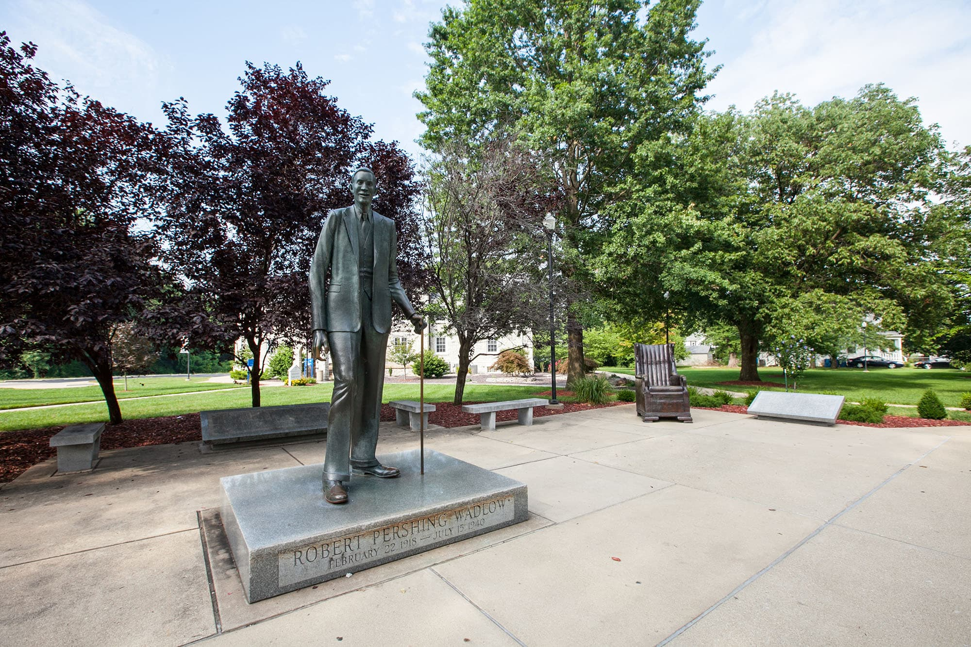 Alton, Illinois - Robert Wadlow