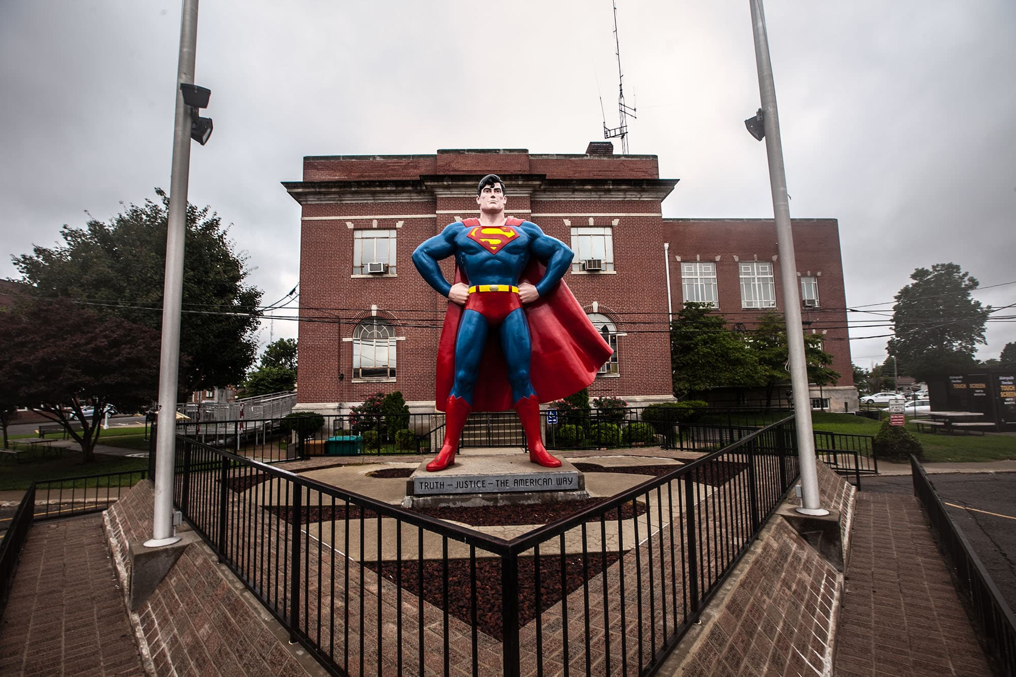 Metropolis, Illinois - Home of Superman
