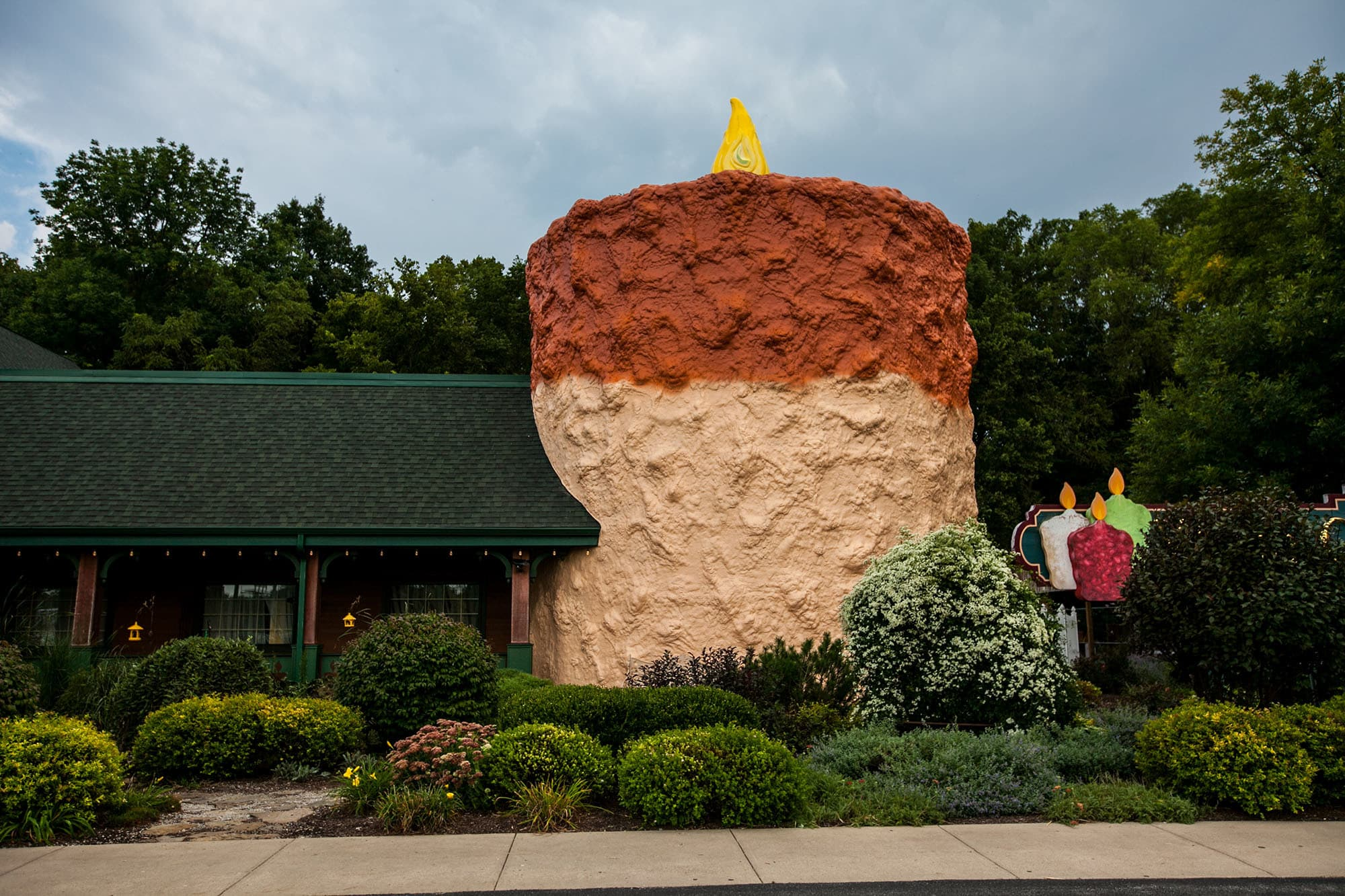 World's Largest Candle