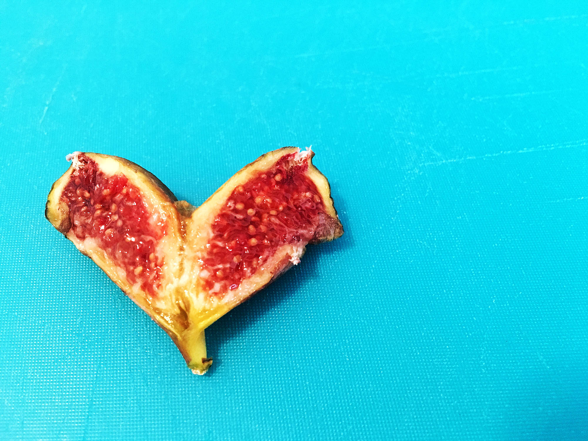 Heart-Shaped Fig