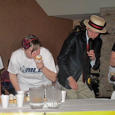 Life List - #54 Compete in a professional eating contest.