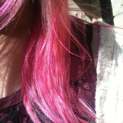 Life List - #50 Dye my hair pink.