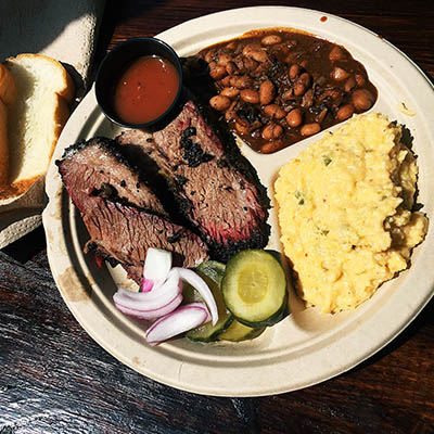 Life List - #216 Eat everything in Austin, Texas.