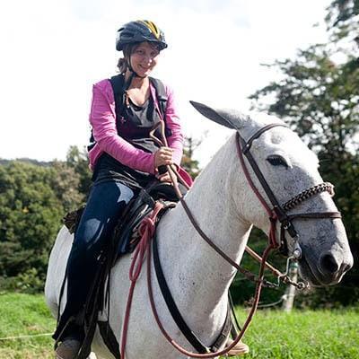 Life List - #43 Go horseback riding.
