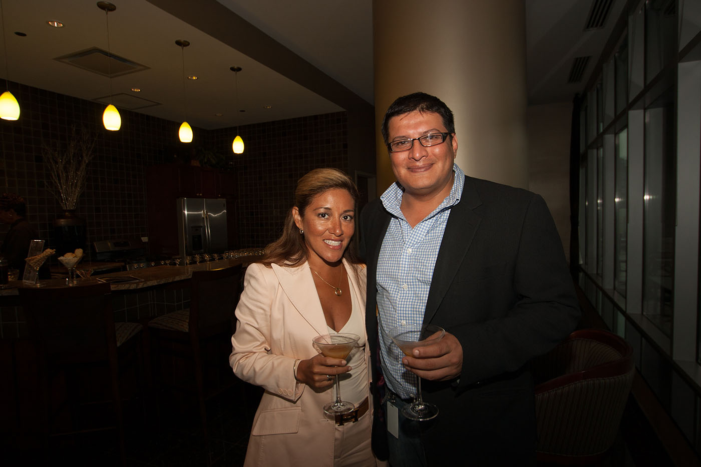Real estate event photography for Chicago Agent Magazine.