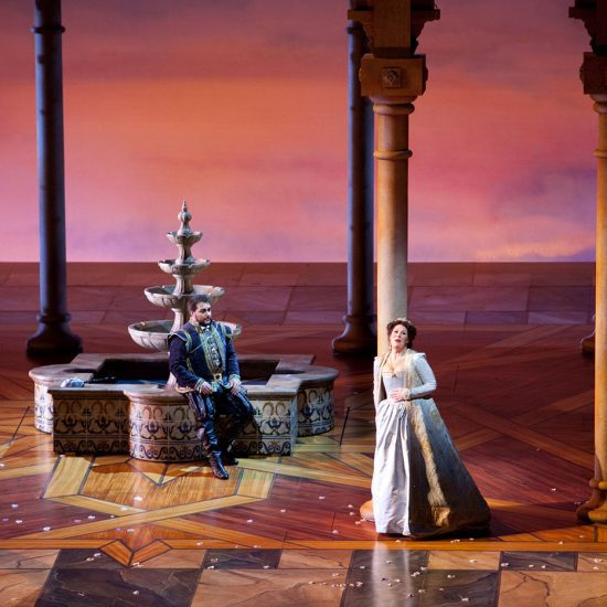 Photos from Giuseppe Verdi's Ernani at Lyric Opera of Chicago.