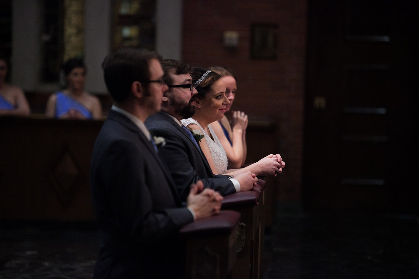 Heather and Jeremy were married atSt. Lambert's Catholic Church in Skokie, IL with a reception atLakeview Room in Glenview, Illinois.