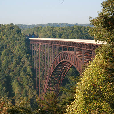 Travel to West Virginia - Travel Stories from West Virginia.