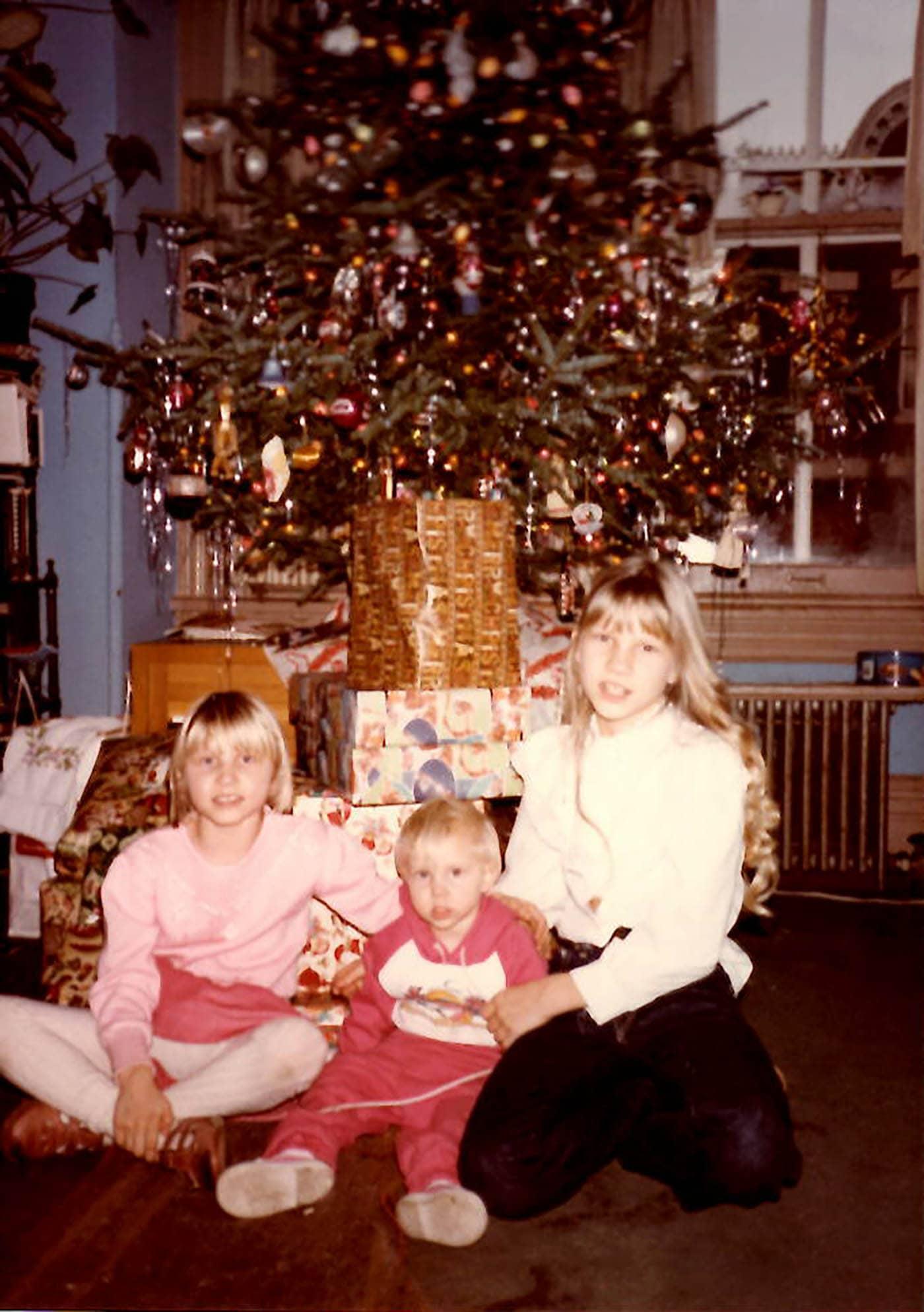 Christmas, 198I have No Idea